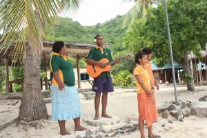 Fiji staff